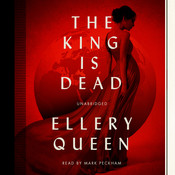 The King Is Dead Audiobook, by Ellery Queen