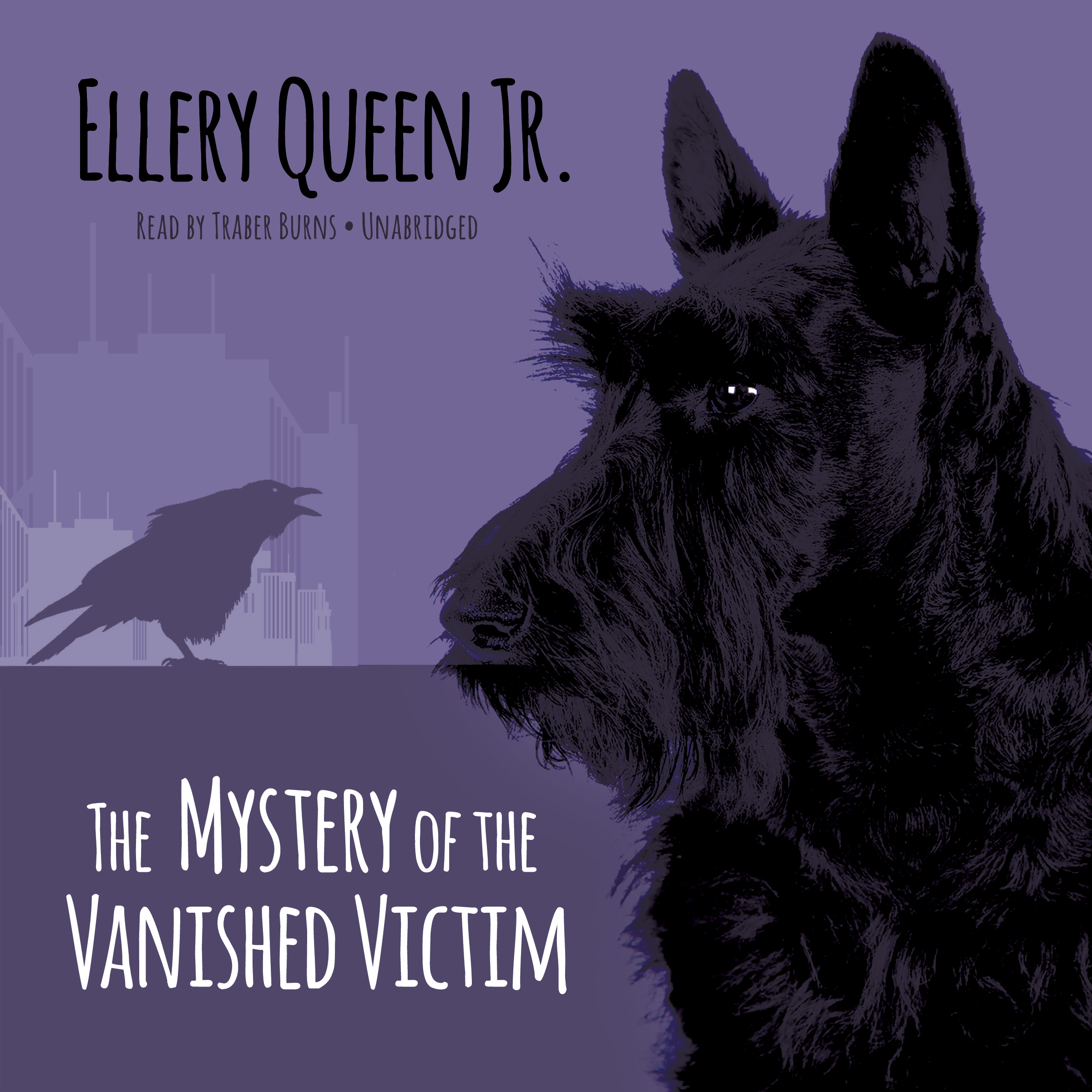 Printable The Mystery of the Vanished Victim Audiobook Cover Art
