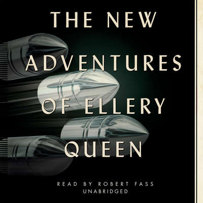 The New Adventures of Ellery Queen Audiobook, by Ellery Queen