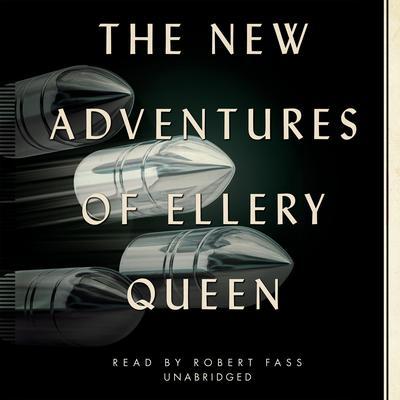 The New Adventures of Ellery Queen Audiobook, by