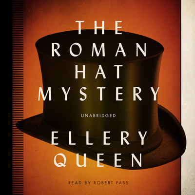 The Roman Hat Mystery Audiobook, by Ellery Queen