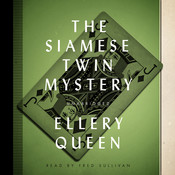 The Siamese Twin Mystery, by Ellery Queen