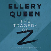 The Tragedy of Z, by Ellery Queen