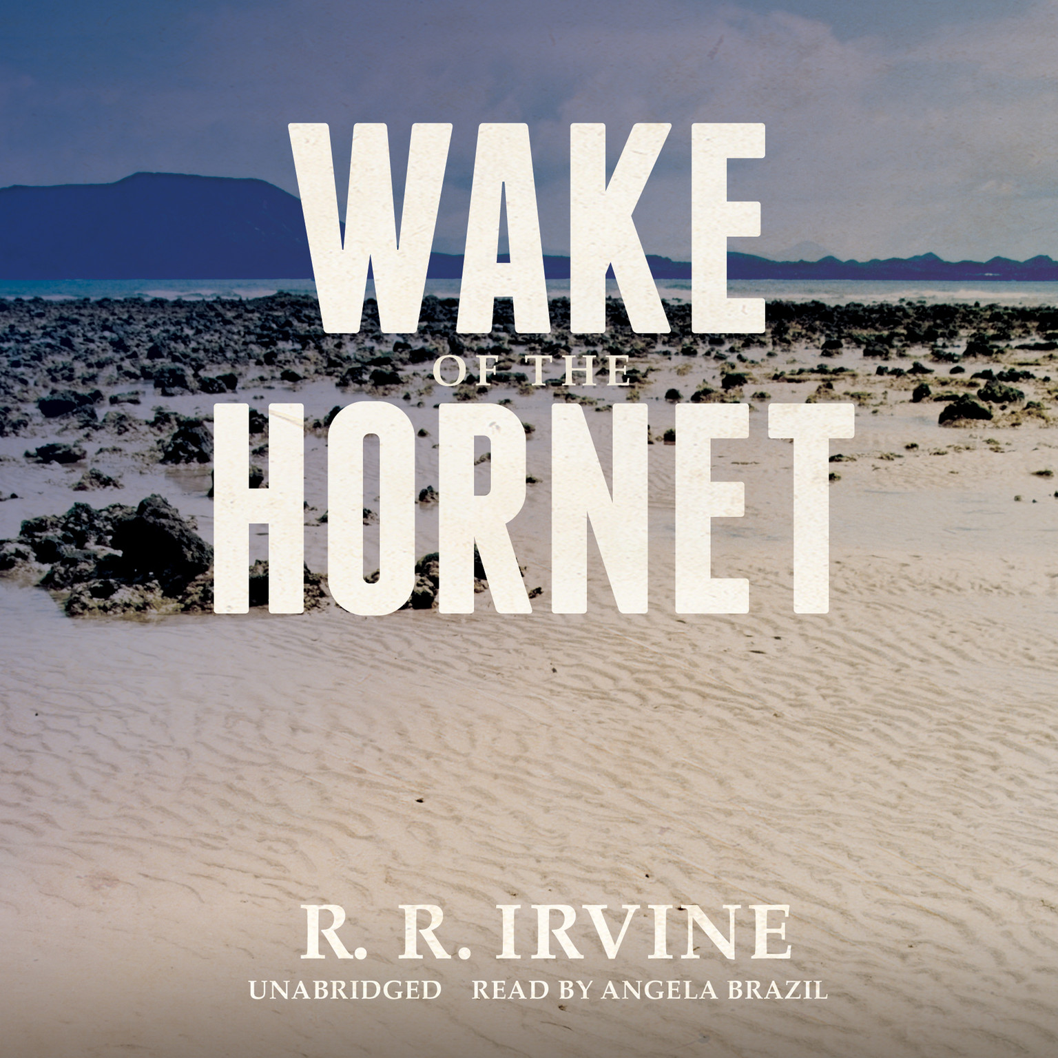 Printable Wake of the Hornet Audiobook Cover Art