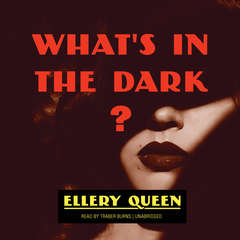 What's in the Dark? Audiobook, by Ellery Queen