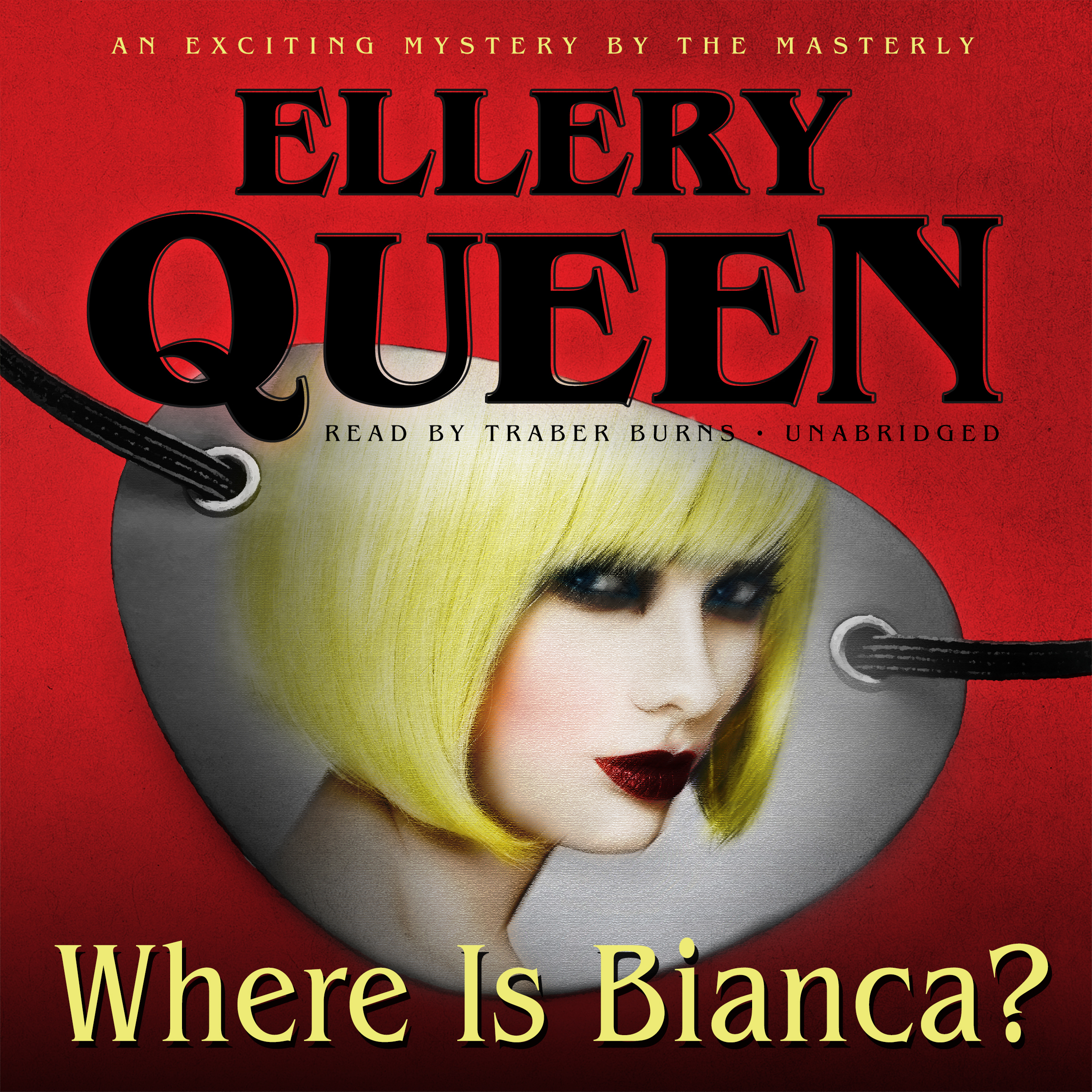 Printable Where Is Bianca? Audiobook Cover Art