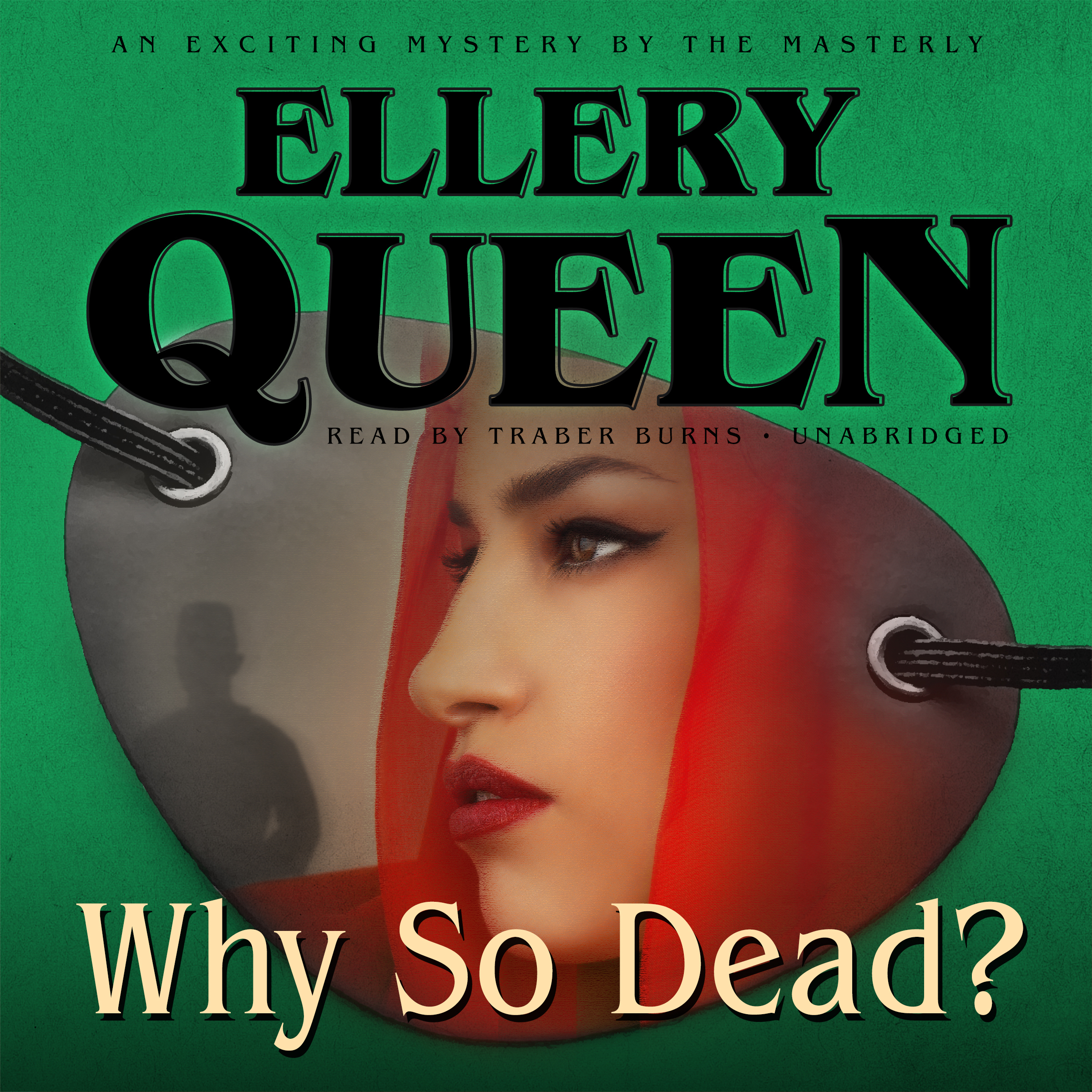 Printable Why So Dead? Audiobook Cover Art