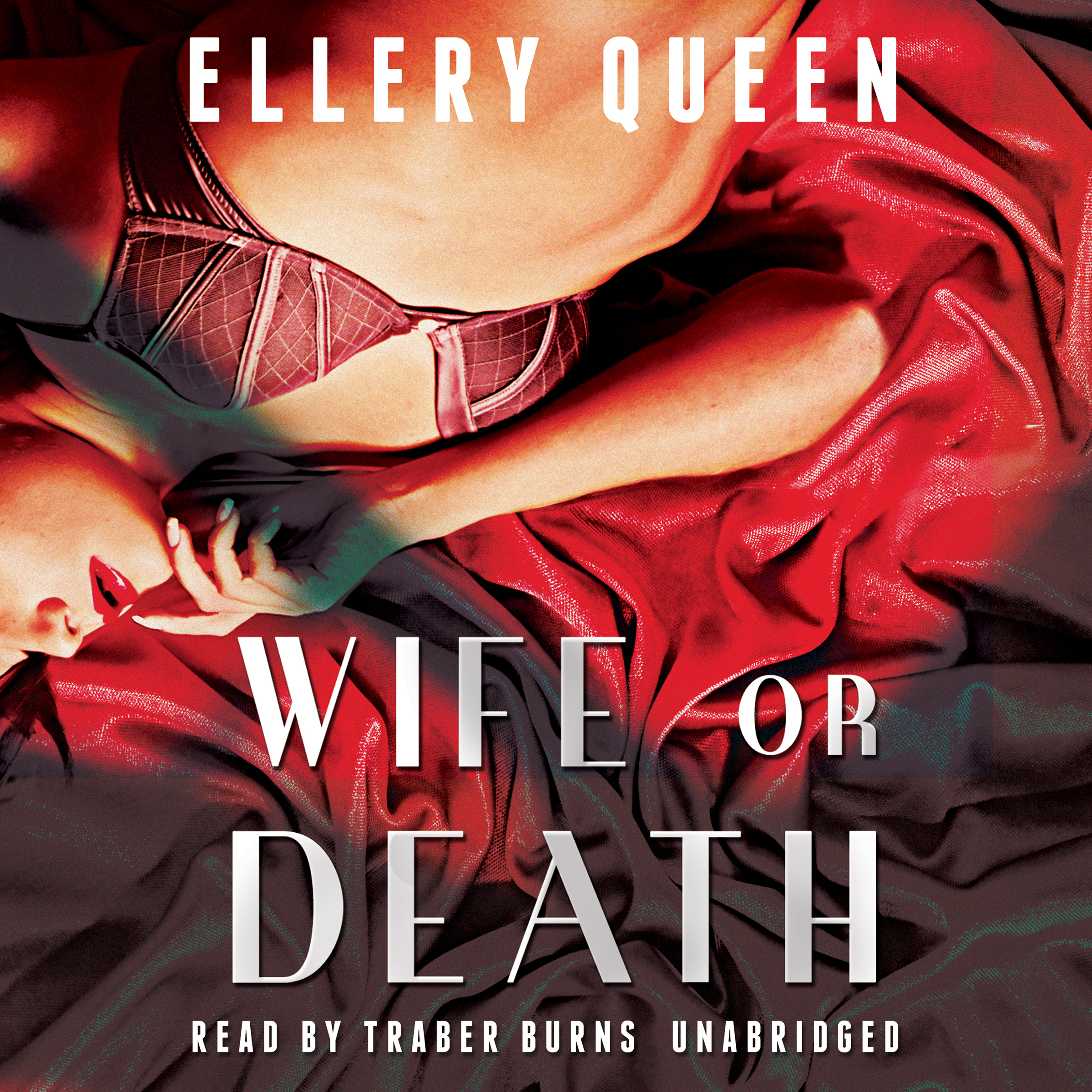 Printable Wife or Death Audiobook Cover Art