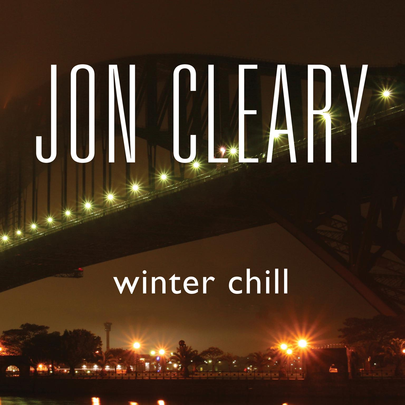 Printable Winter Chill Audiobook Cover Art