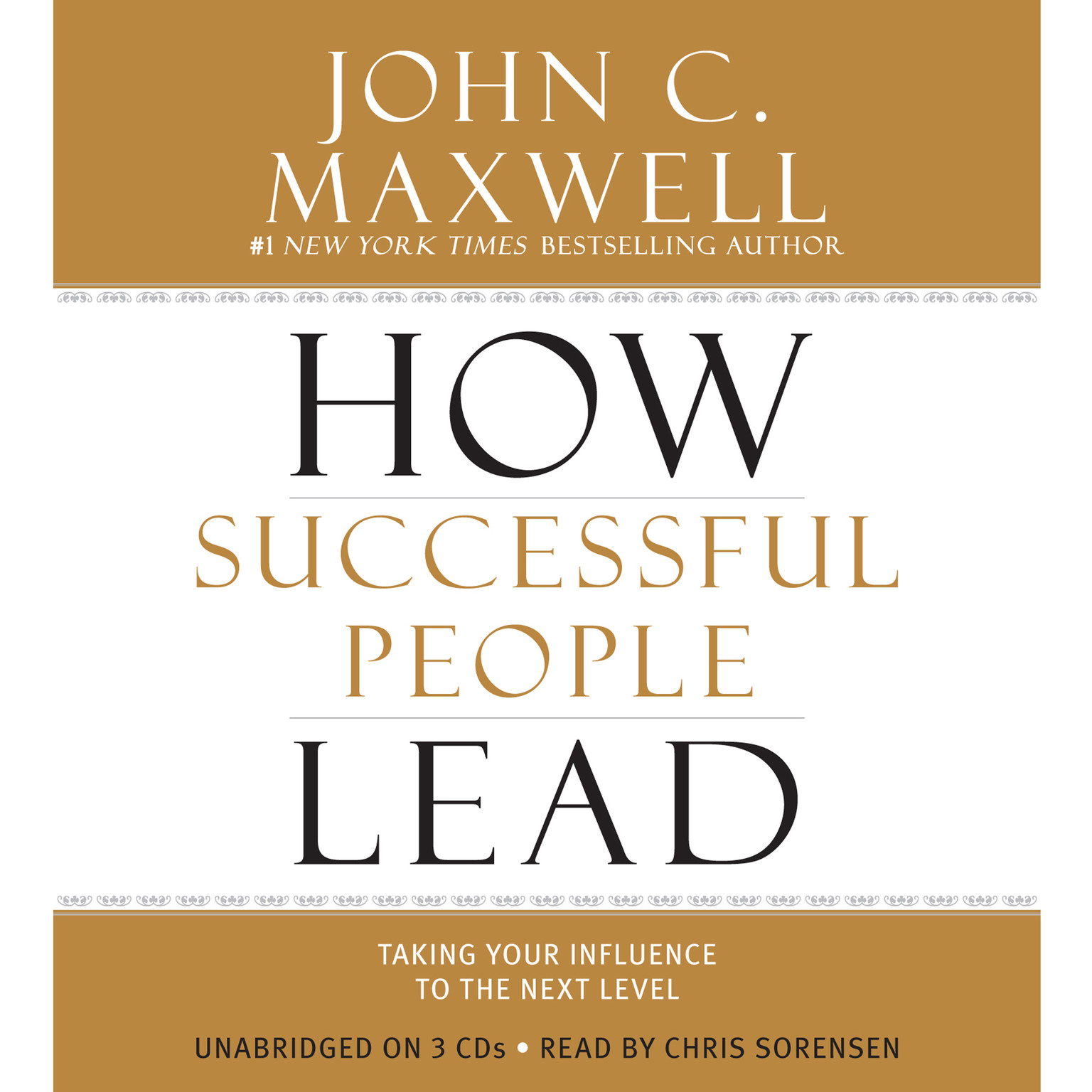 Printable How Successful People Lead: Taking Your Influence to the Next Level Audiobook Cover Art