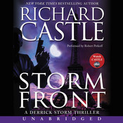 Storm Front Audiobook, by Richard Castle