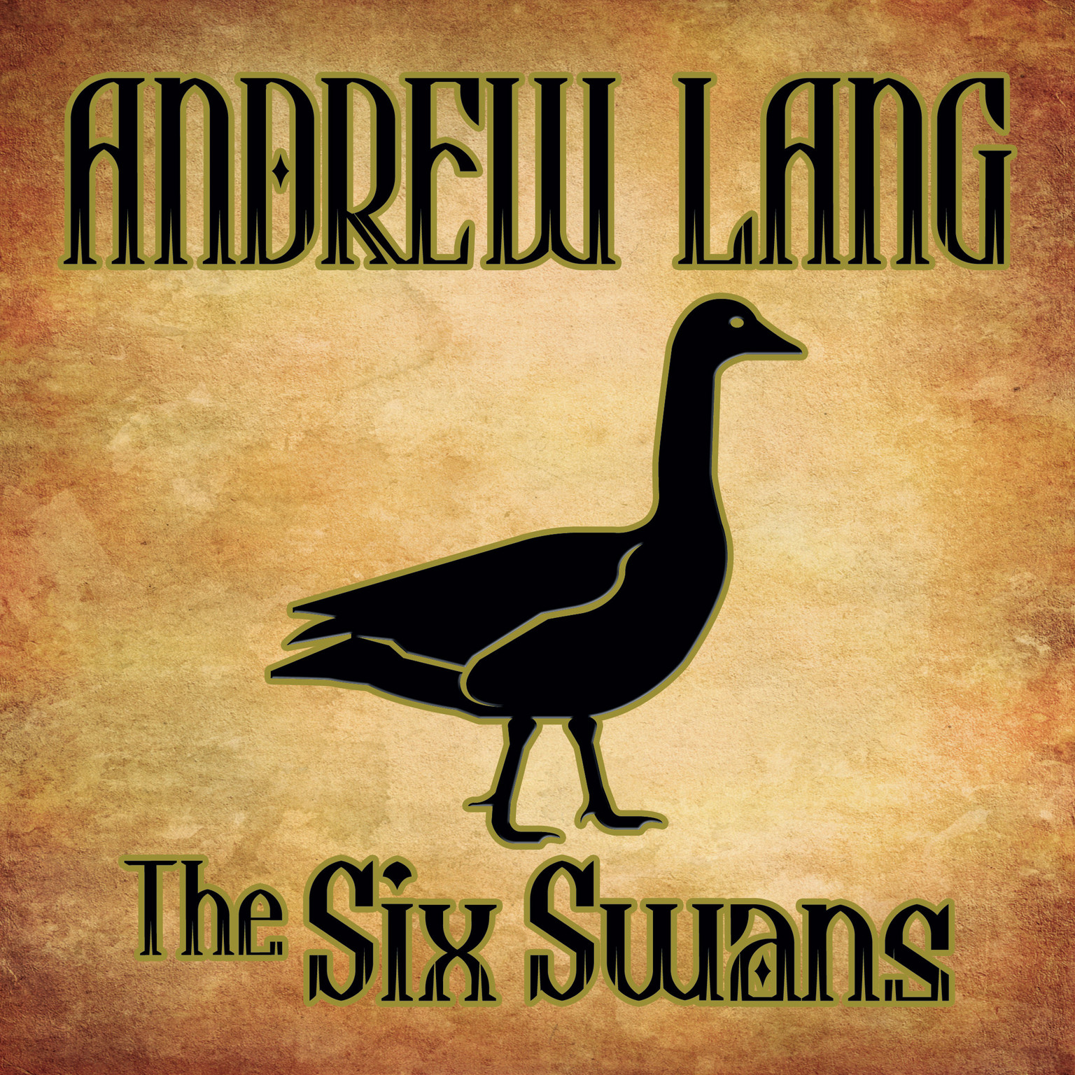 Printable The Six Swans Audiobook Cover Art
