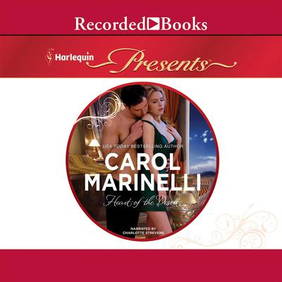 Heart of the Desert Audiobook, by Carol Marinelli