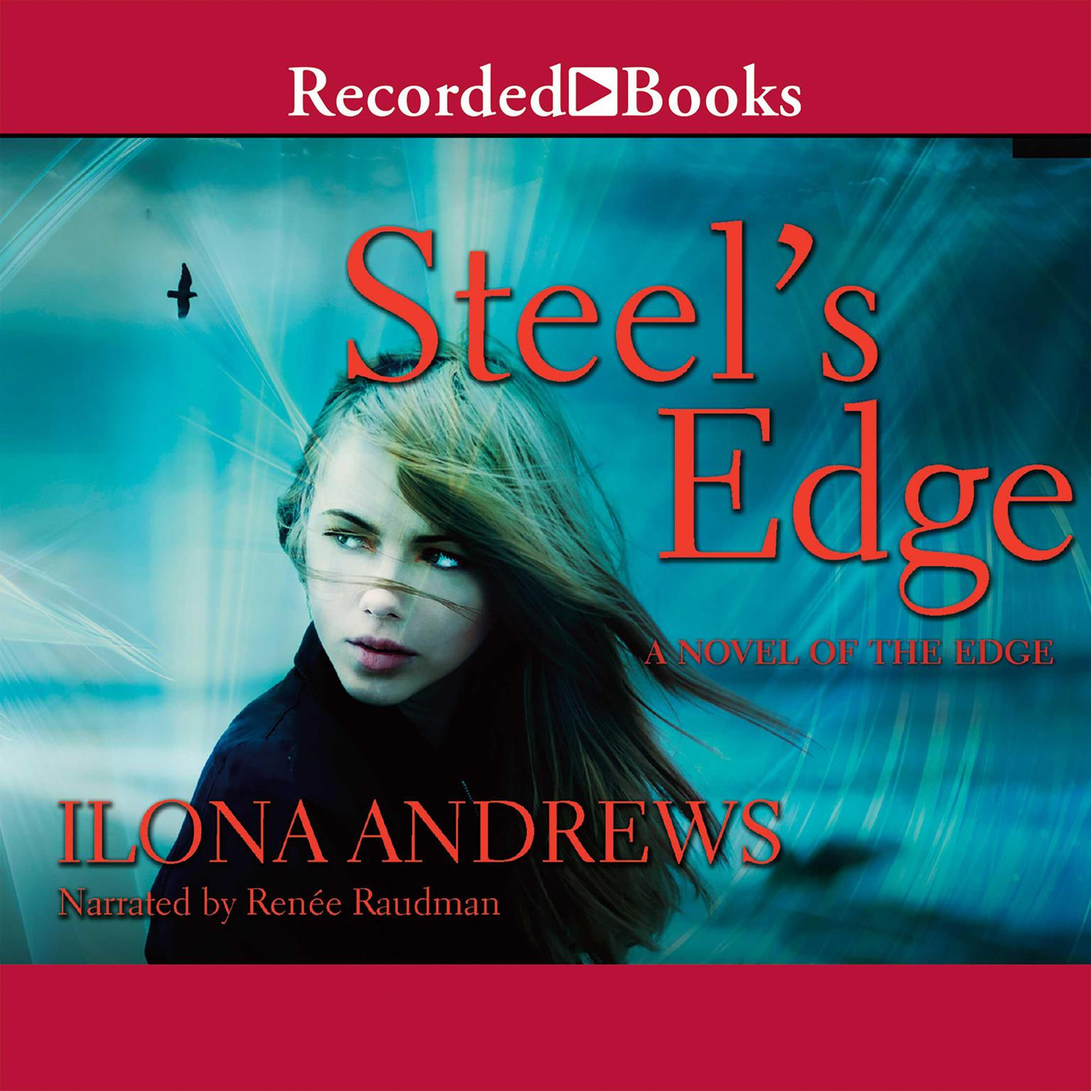 Printable Steel's Edge Audiobook Cover Art