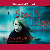 Steel's Edge Audiobook, by Ilona Andrews