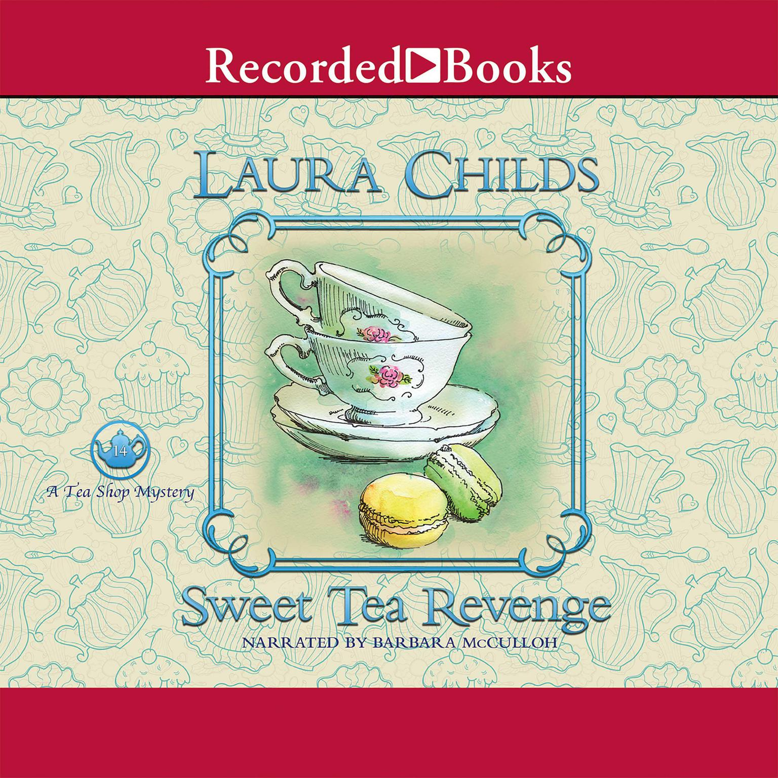 Printable Sweet Tea Revenge Audiobook Cover Art