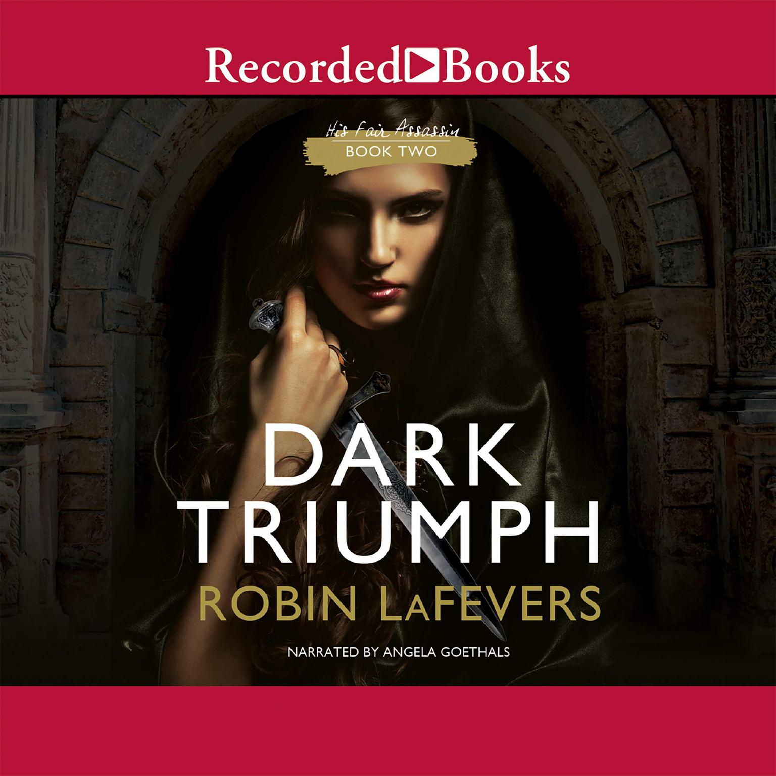 Printable Dark Triumph Audiobook Cover Art