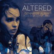Altered Audiobook, by Gennifer Albin