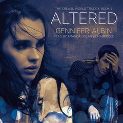 Altered Audiobook, by Gennifer Albin