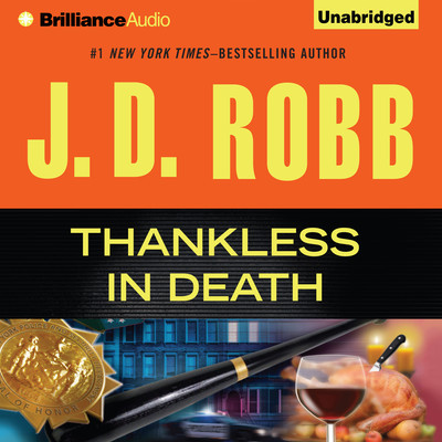 Thankless in Death Audiobook, by J. D. Robb