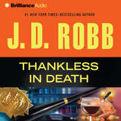 Thankless in Death, by J. D. Robb
