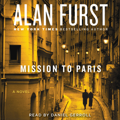Mission to Paris Audiobook, by Alan Furst