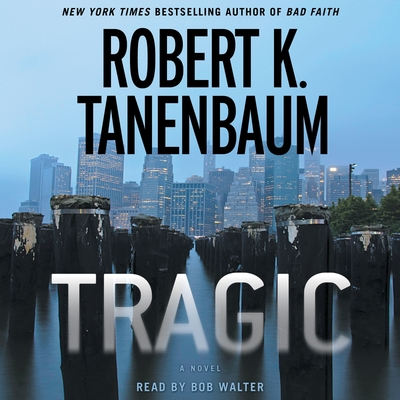 Printable Tragic Audiobook Cover Art