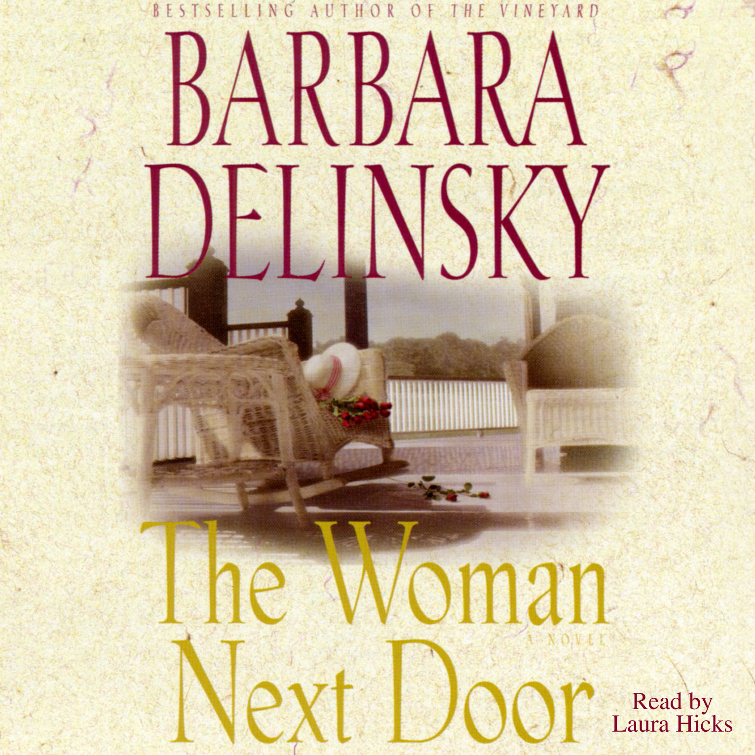 Printable The Woman Next Door: A Novel Audiobook Cover Art