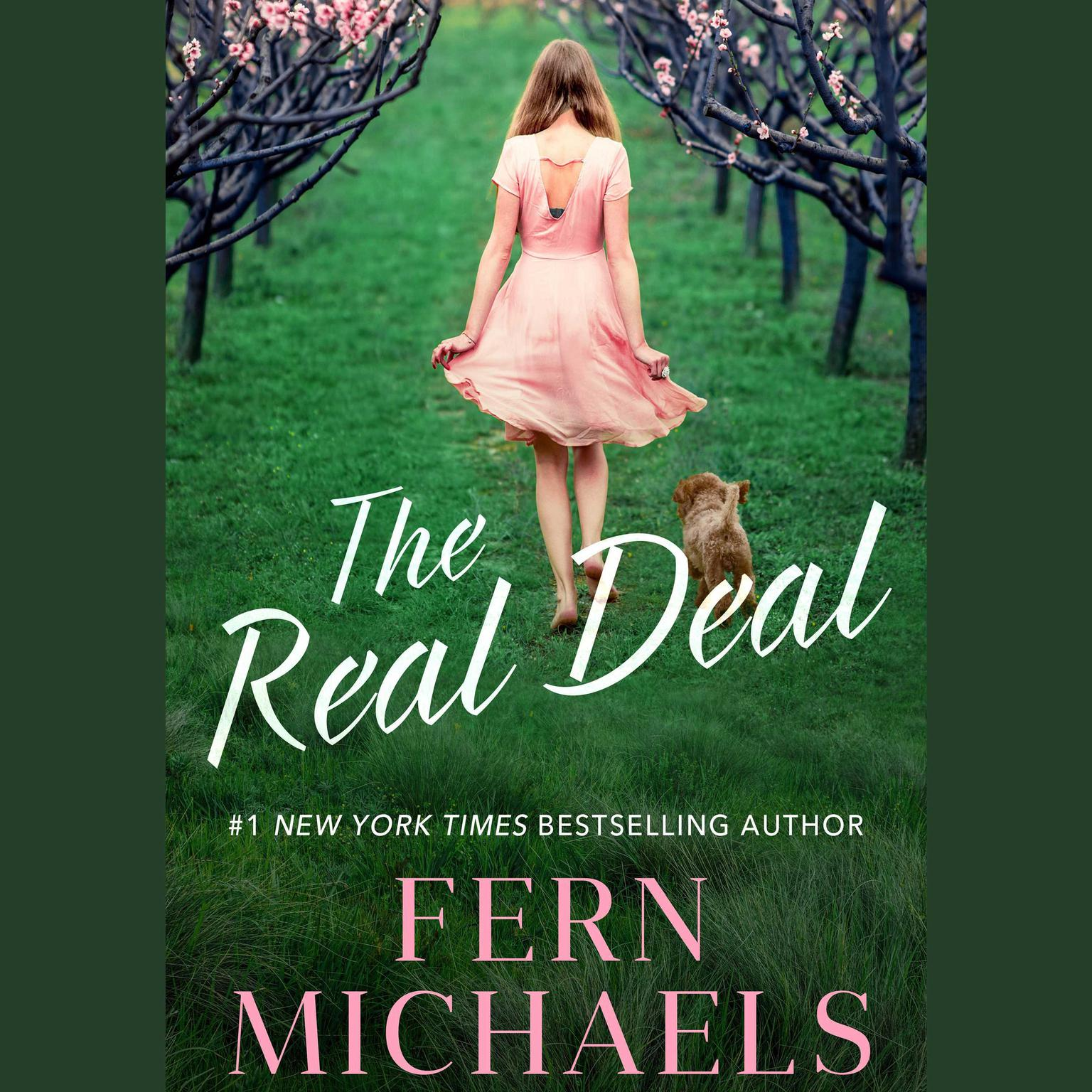 Printable Real Deal Audiobook Cover Art