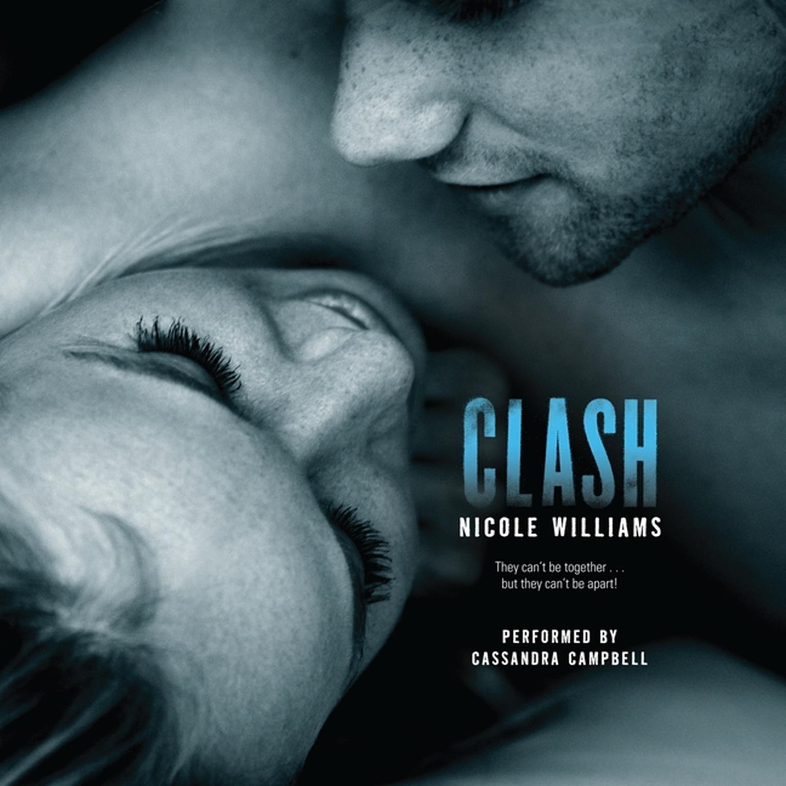 Printable Clash Audiobook Cover Art