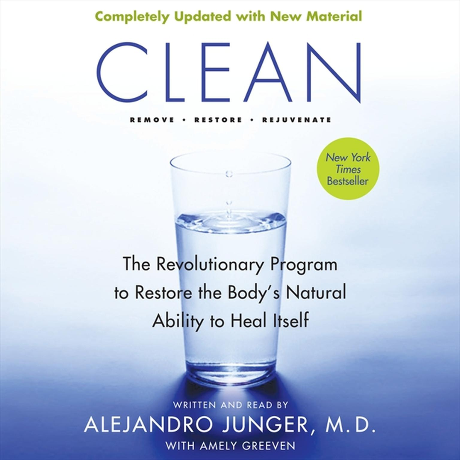 Printable Clean – Expanded Edition: The Revolutionary Program to Restore the Body's Natural Ability to Heal Itself Audiobook Cover Art
