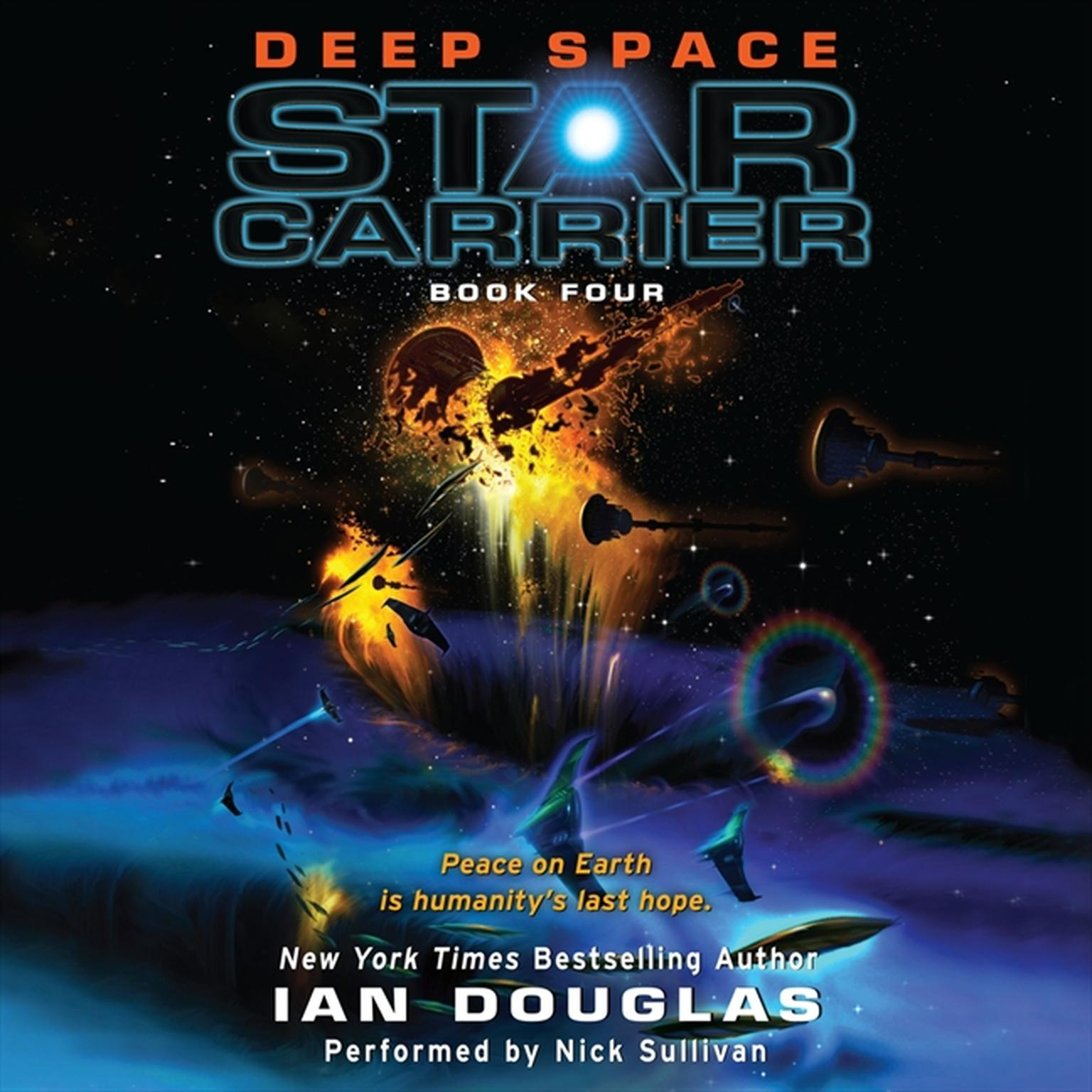 Printable Deep Space: Star Carrier: Book Four Audiobook Cover Art