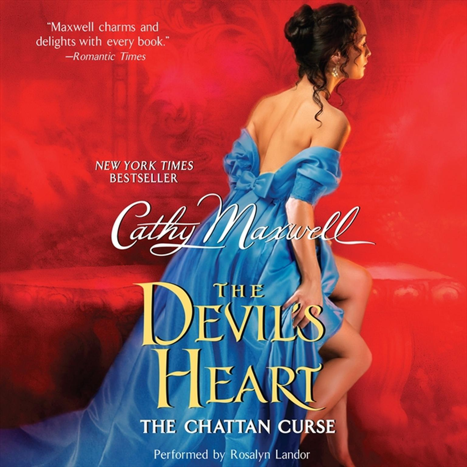 Printable The Devil's Heart: The Chattan Curse Audiobook Cover Art