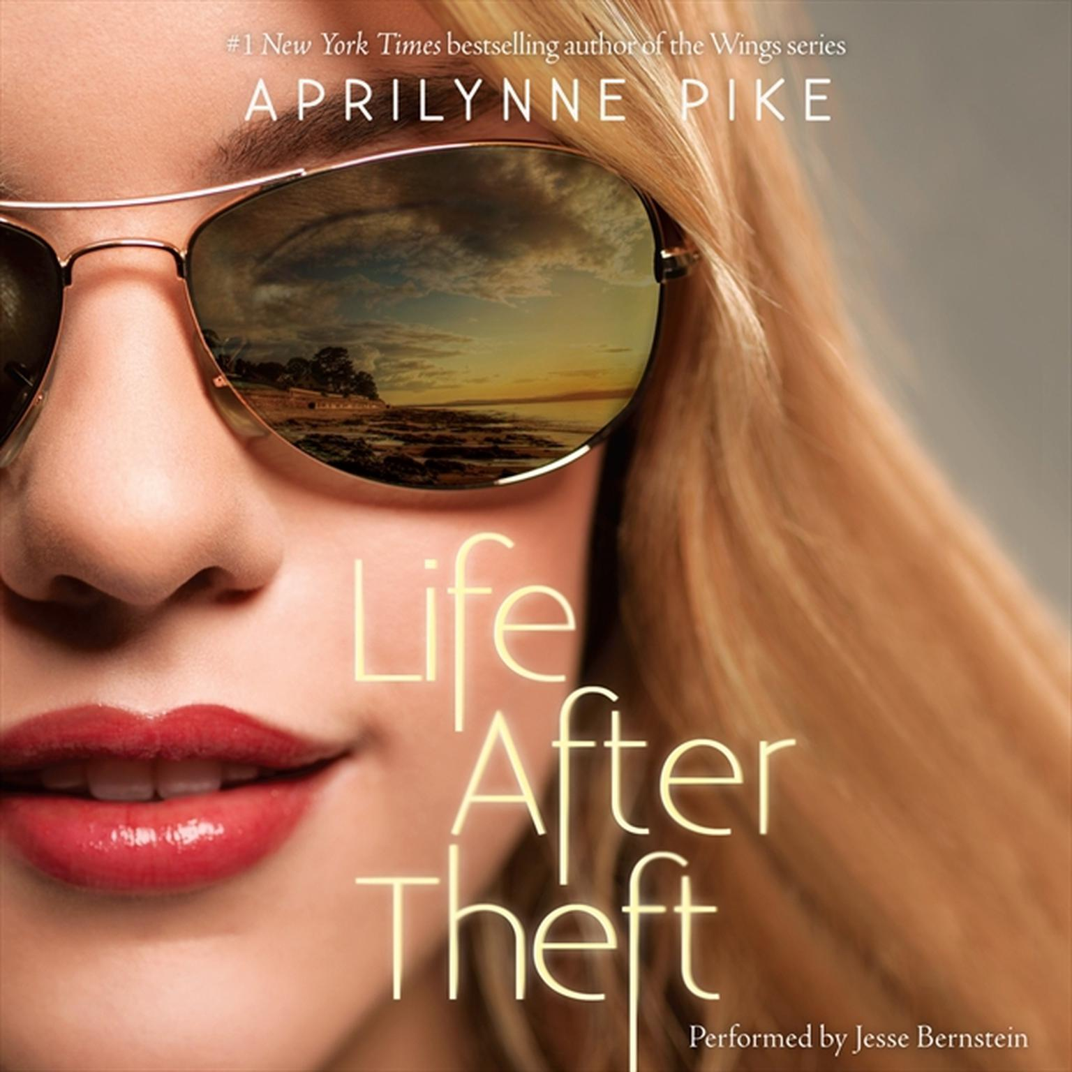 Printable Life after Theft Audiobook Cover Art