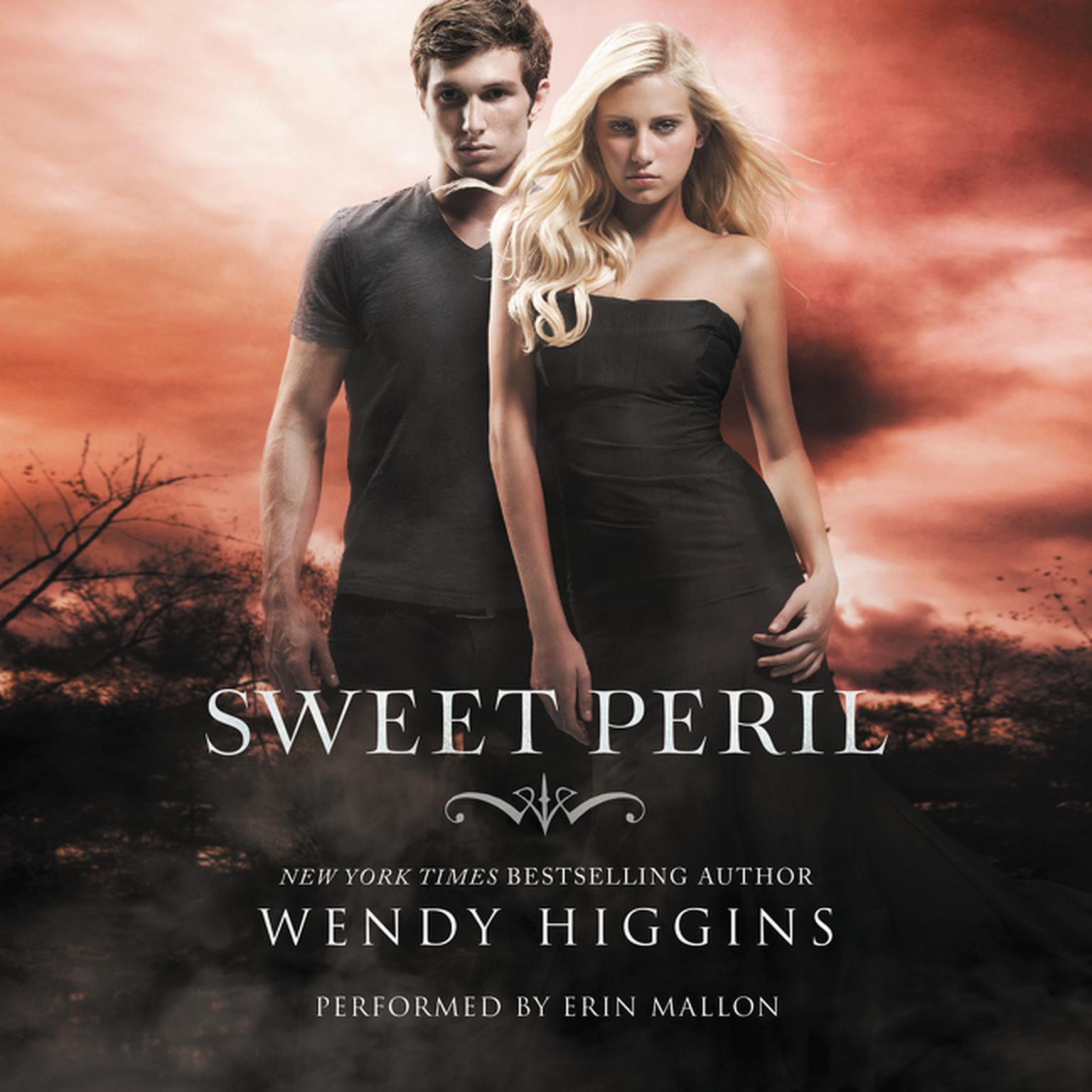 Printable Sweet Peril Audiobook Cover Art