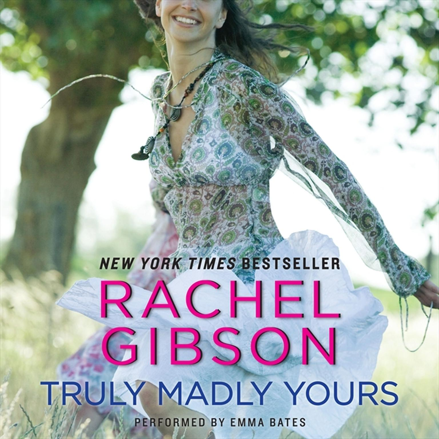Printable Truly Madly Yours Audiobook Cover Art