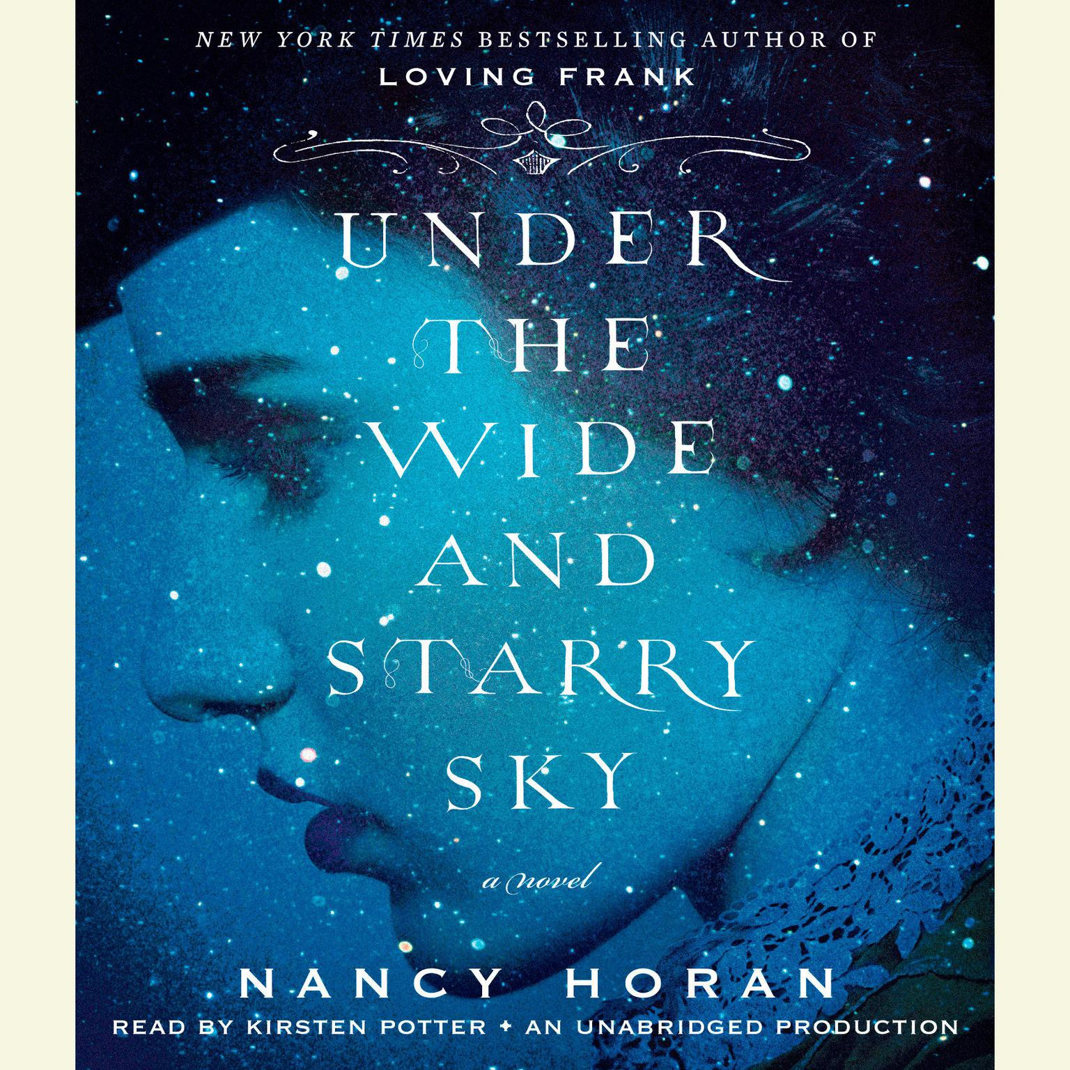 Printable Under the Wide and Starry Sky: A Novel Audiobook Cover Art
