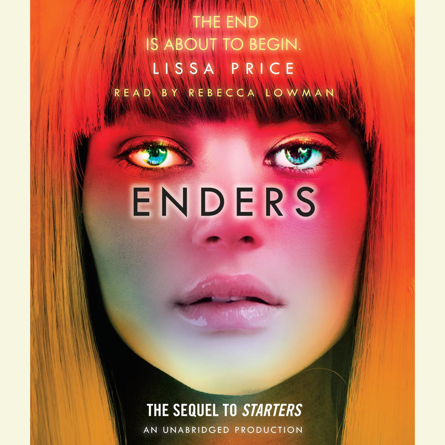 Printable Enders Audiobook Cover Art