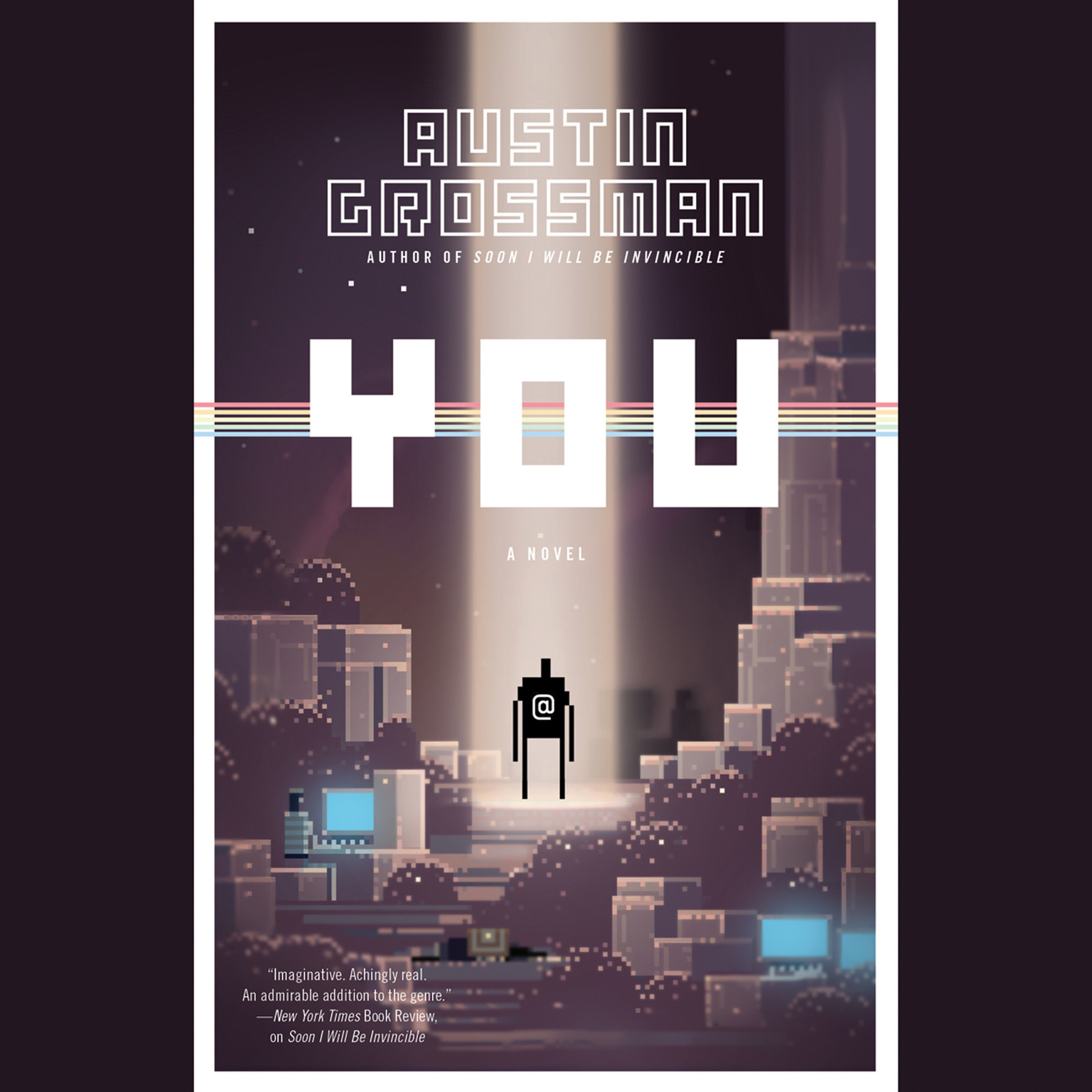 Printable You Audiobook Cover Art