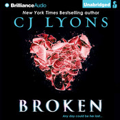 Broken Audiobook, by C. J. Lyons