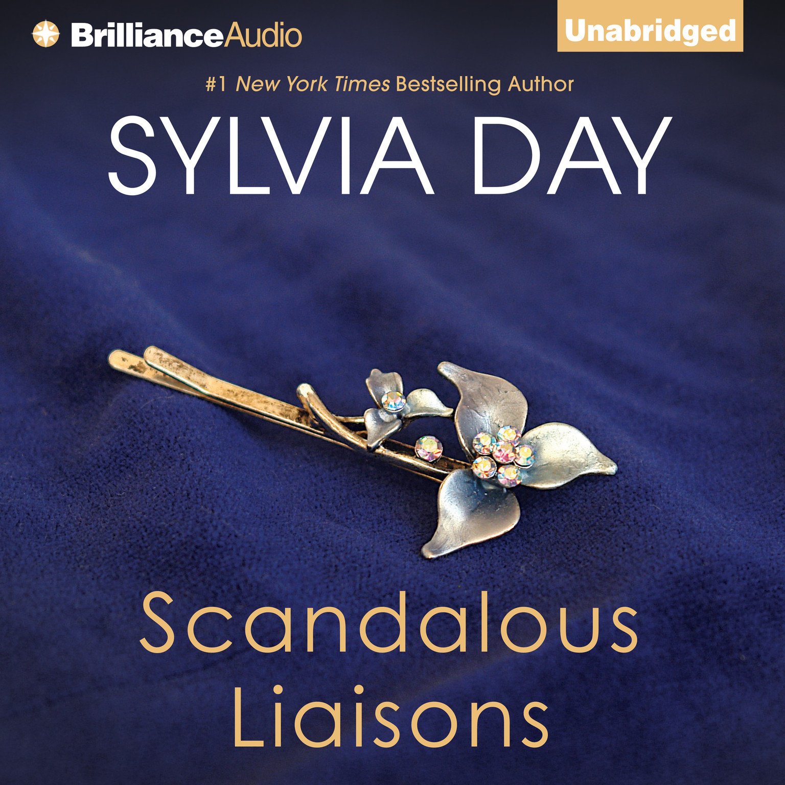 Printable Scandalous Liaisons Audiobook Cover Art