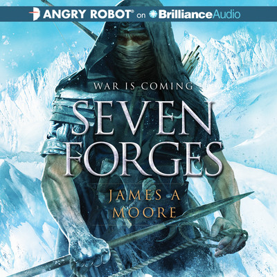 Seven Forges Audiobook, by James A. Moore