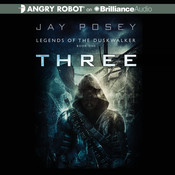 Three Audiobook, by Jay Posey