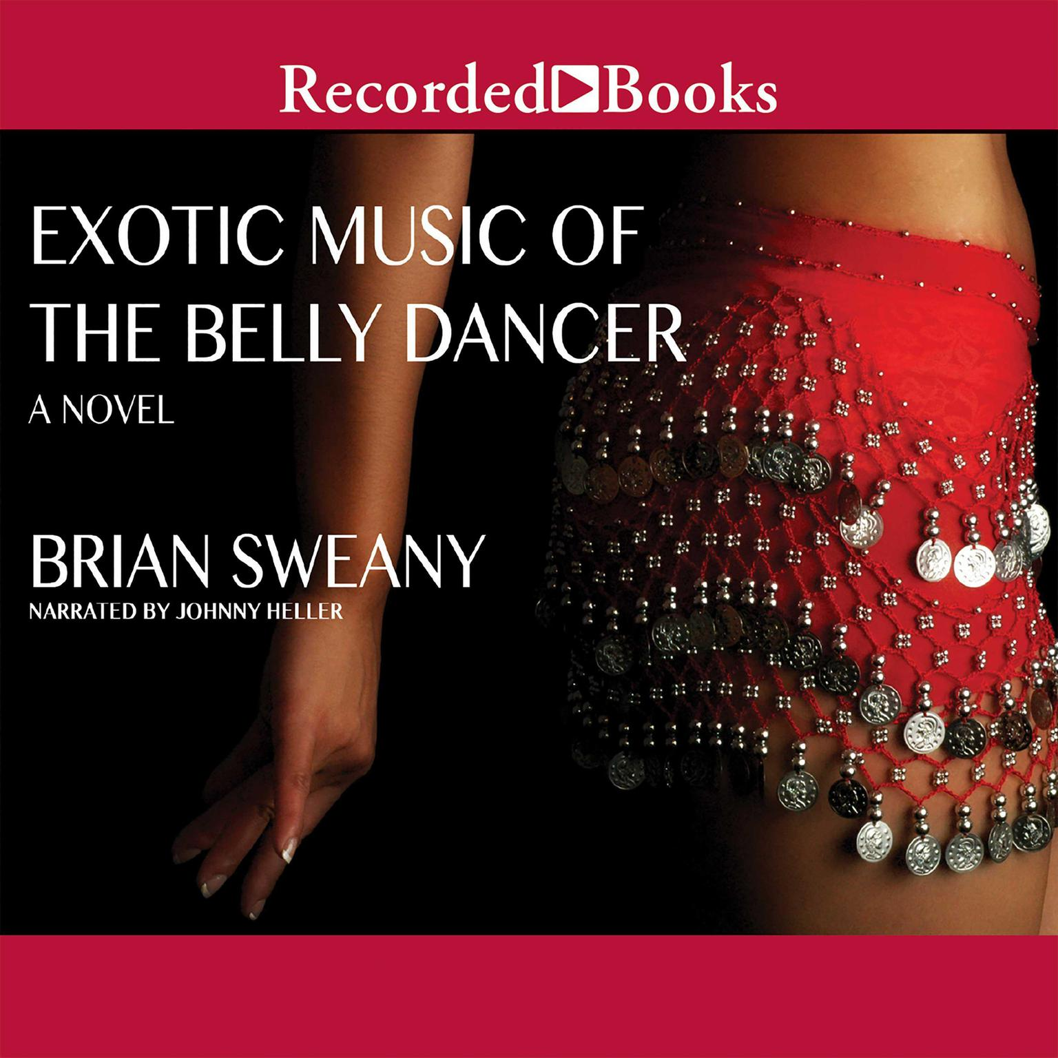 Printable Exotic Music of the Belly Dancer Audiobook Cover Art