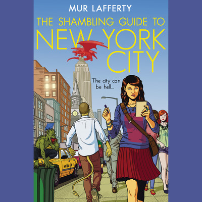 The Shambling Guide to New York City Audiobook, by
