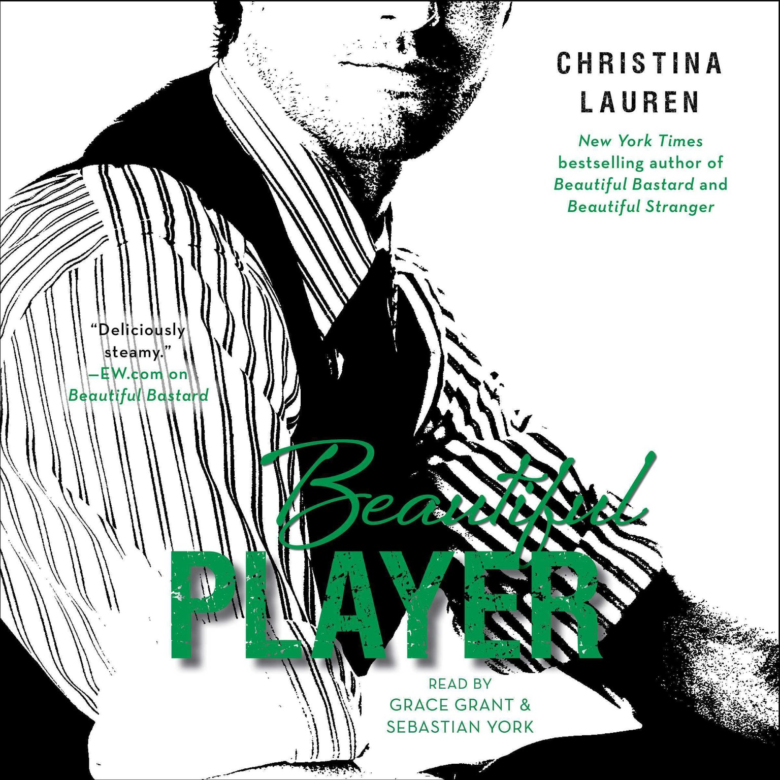 Printable Beautiful Player Audiobook Cover Art