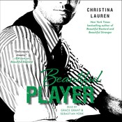 Beautiful Player Audiobook, by Christina Lauren