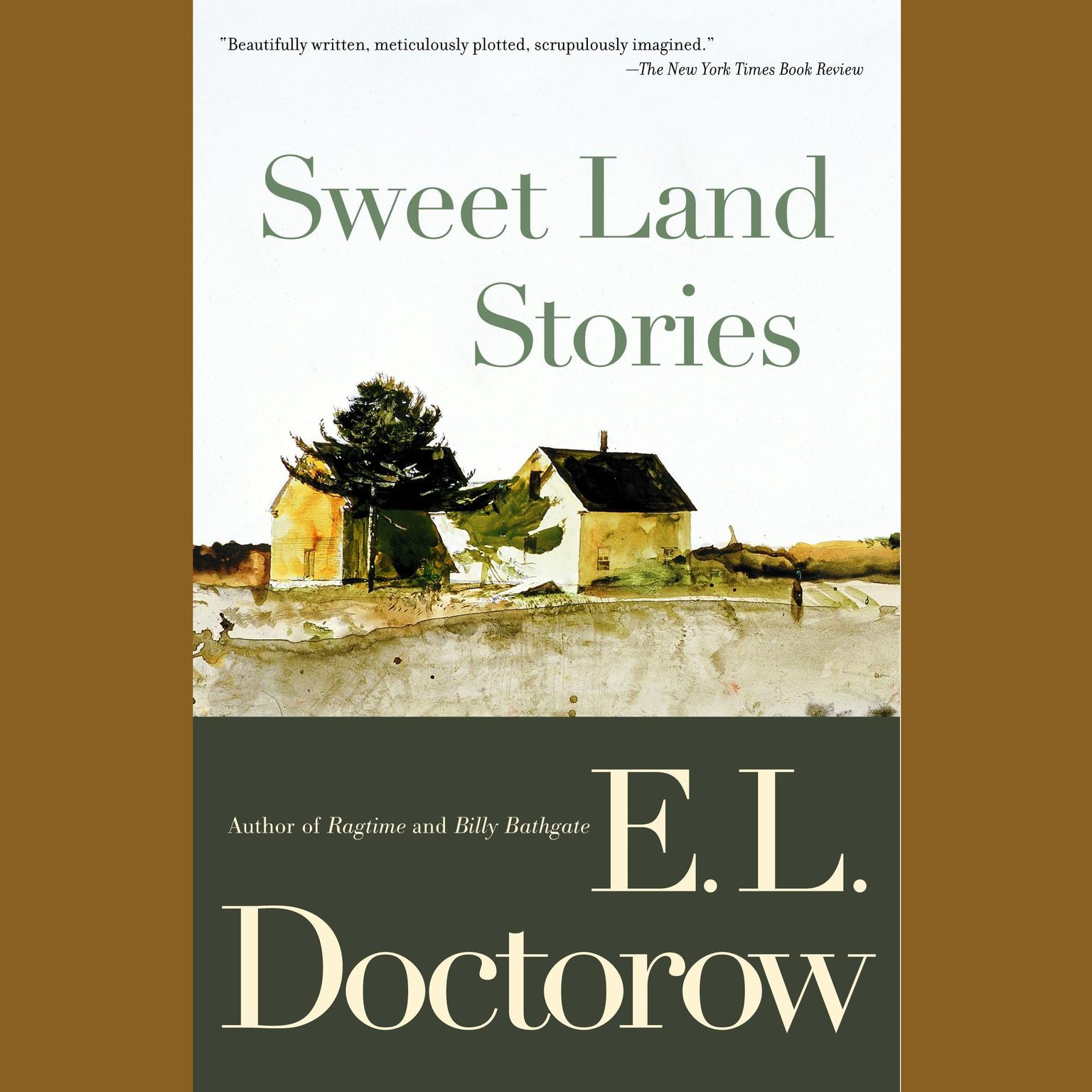 Printable Sweet Land Stories Audiobook Cover Art