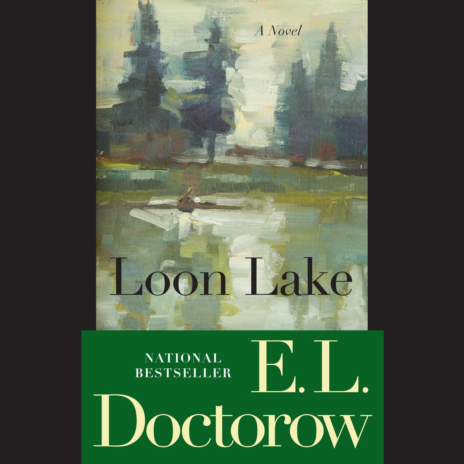 Printable Loon Lake: A Novel Audiobook Cover Art