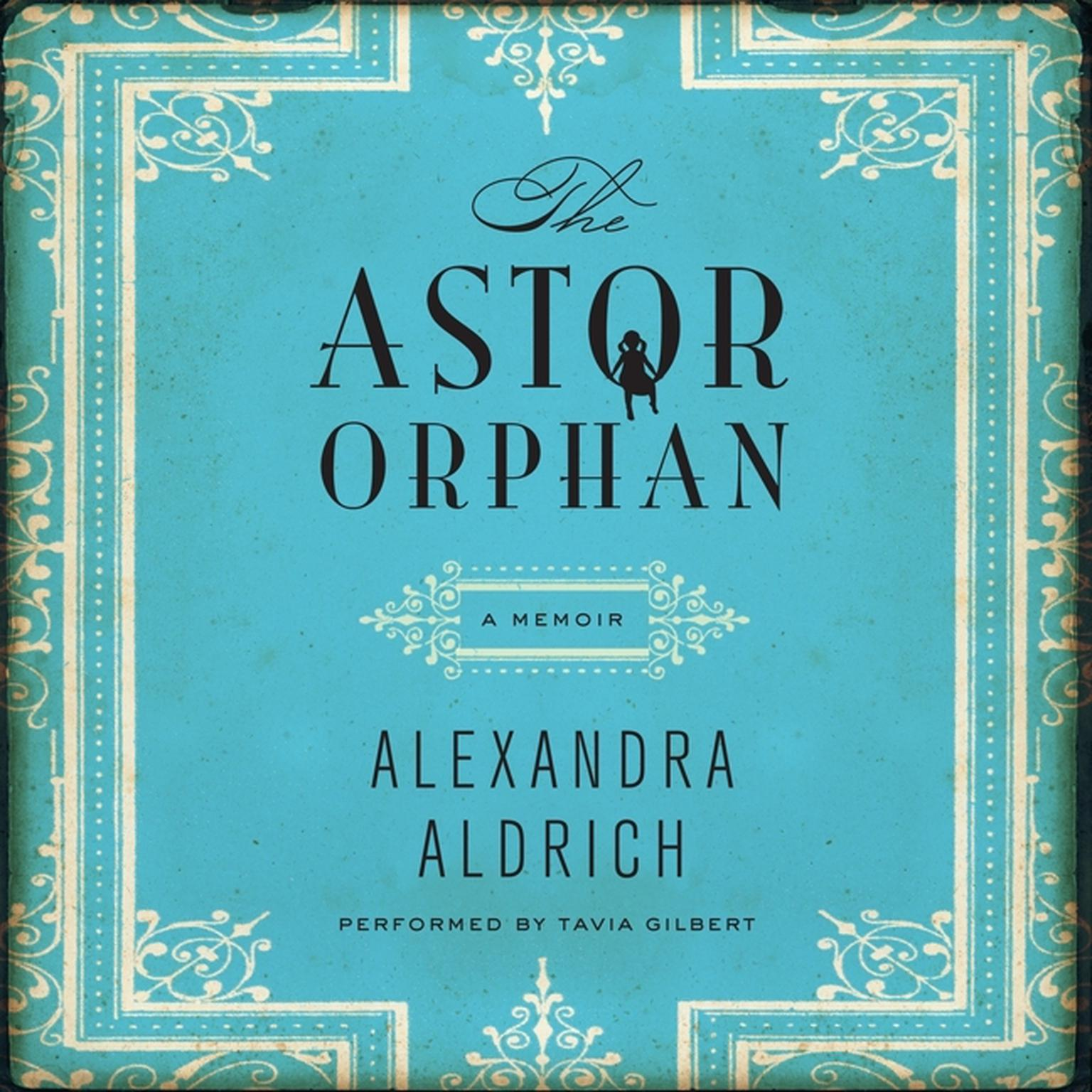 Printable The Astor Orphan Audiobook Cover Art